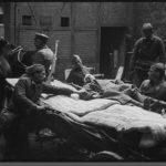 Раненый под Сталинградом