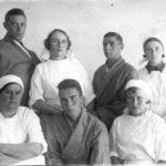 16 летняя медсестра в Блокадном Ленинграде