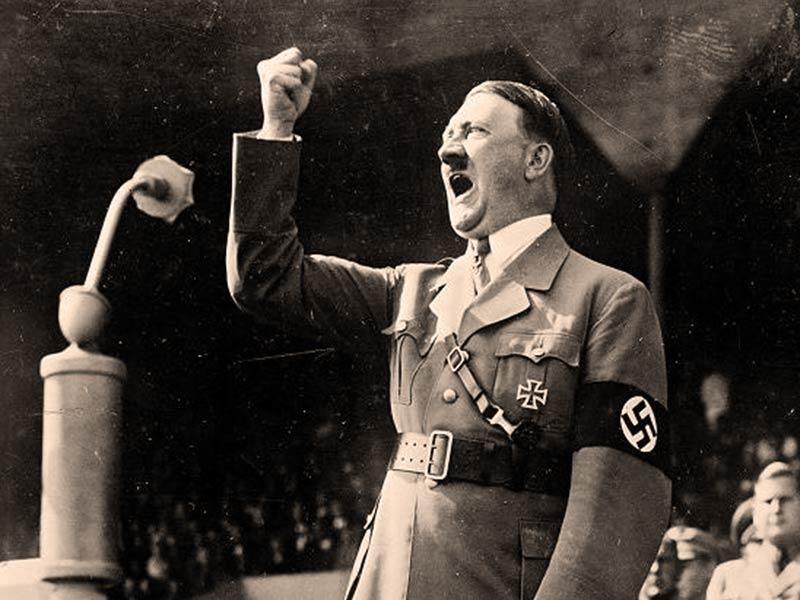 Юнг, Гитлер и Вотан