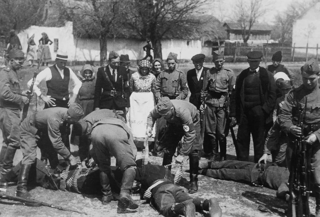 Ограбление Югославии