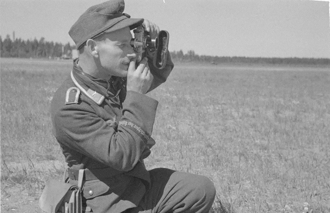 фотографы Второй мировой войны