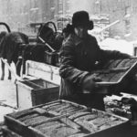Обход врача в блокадном Ленинграде