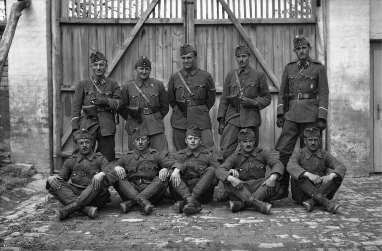 чай во время войны