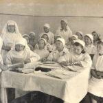Воспоминания медсестры в блокадном Ленинграде