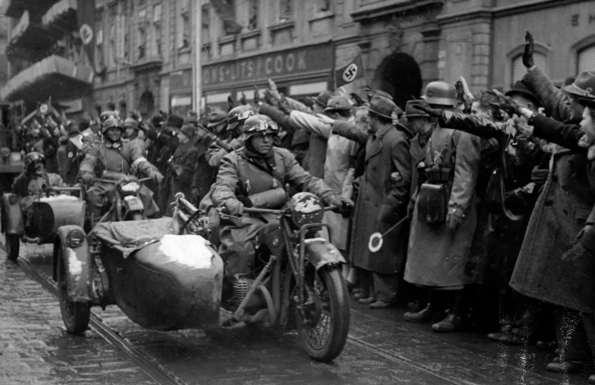 Чехословакии во Второй мировой войне