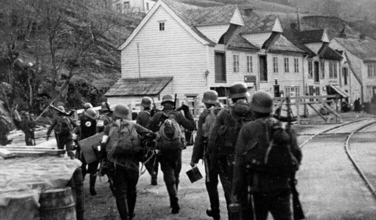 Роль Скандинавских стран во Второй мировой войне