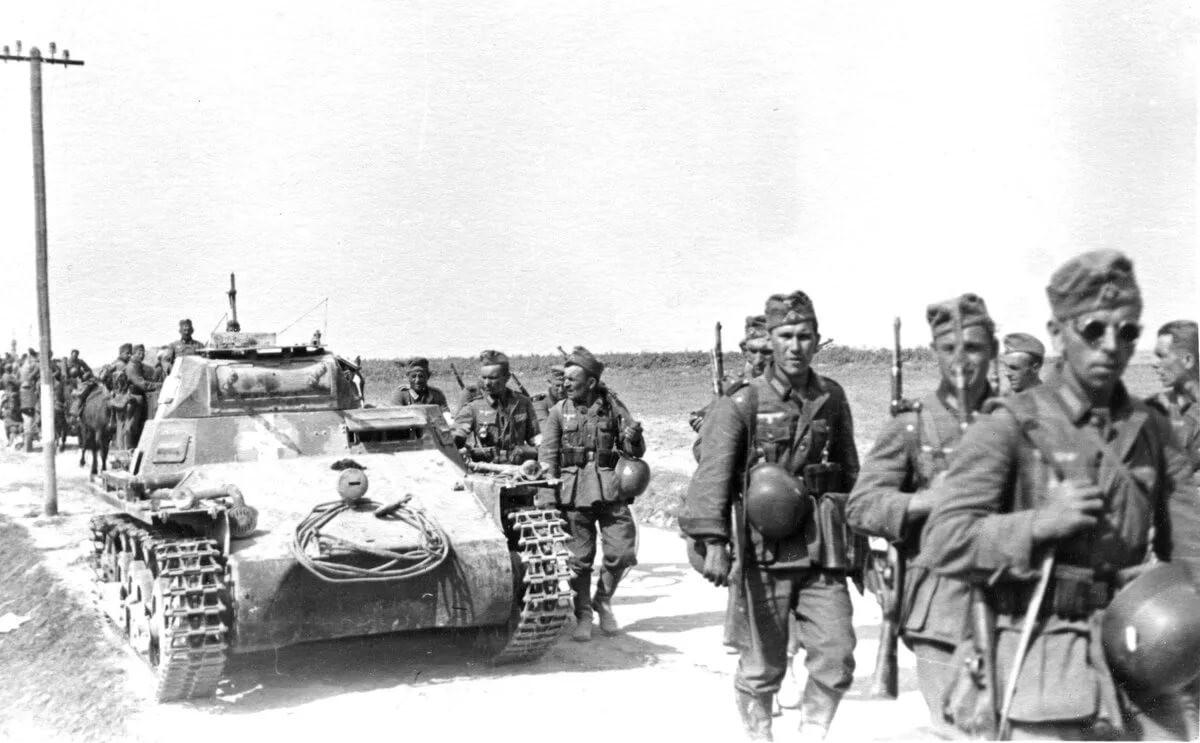 нападение немецко-фашистских войск на СССР