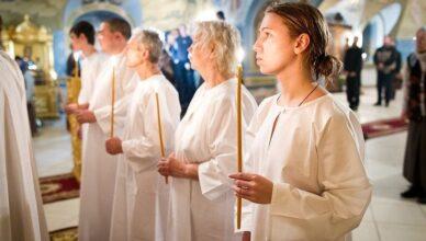 Таинства и традиции христиан, которые в голове не укладываются