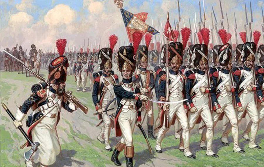об армии Наполеона