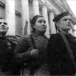 На дальних подступах к Ленинграду