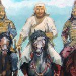 Как было обнаружено зимнее «гнездо» Великого Хана