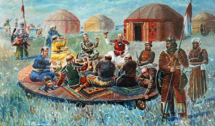 Монгольское наследие на Руси