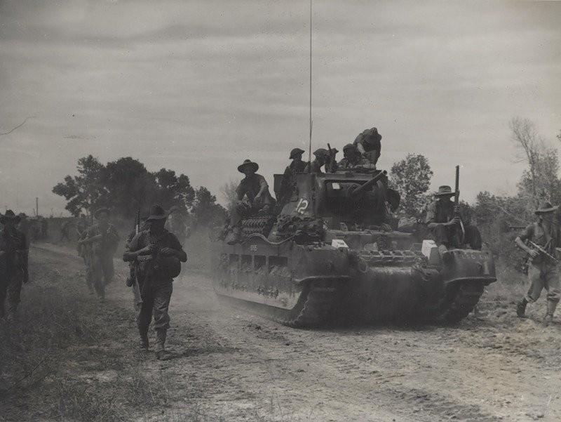 Австралия во Второй мировой войне