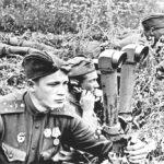 Шесть группировок артиллерии противника