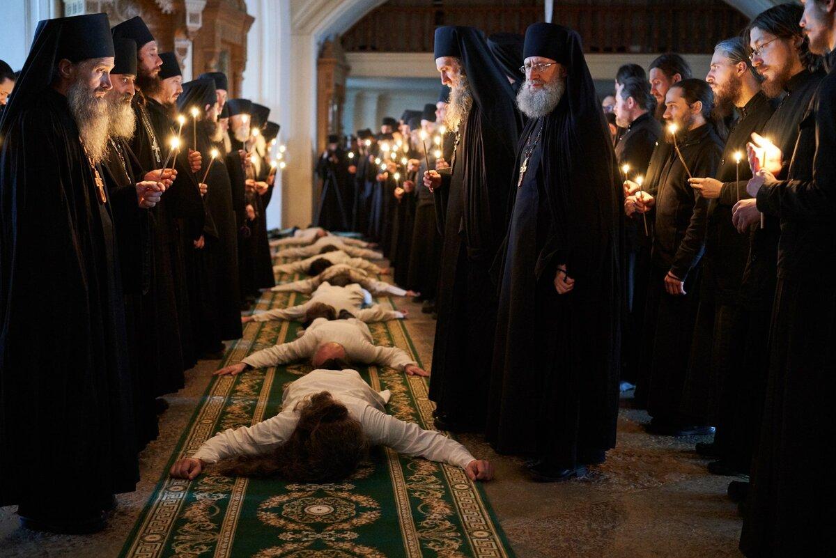 монашество в христианстве