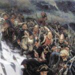 Западный взгляд на подвиги Суворова