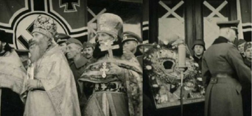 Униатское духовенство и оуновцы