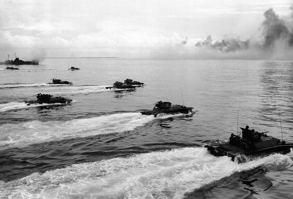 Война на Тихом океане