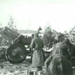 Открытие артиллерийского огня в решающий момент