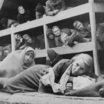 Проверка численности в концлагере Бухенвальд