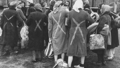 Использование труда заключенных женщин