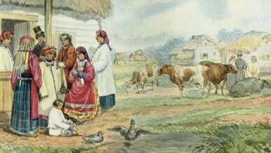население было на Руси в разные эпохи