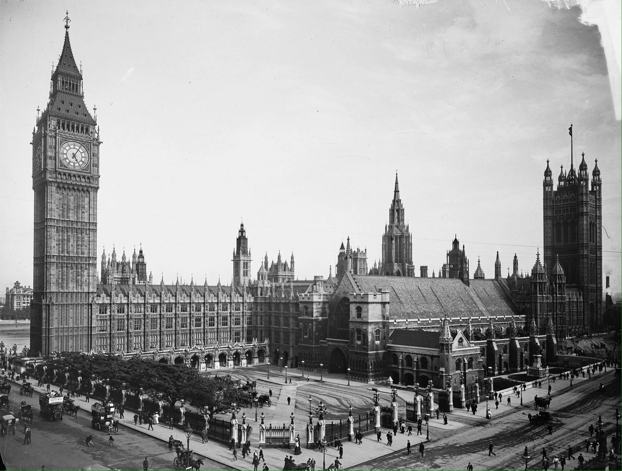 Как основали город Лондон