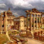 Раздел Римской империи