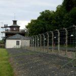 Сжигание трупов поточным методом в Бухенвальде