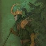 Что мы знаем о скандинавском боге Локи
