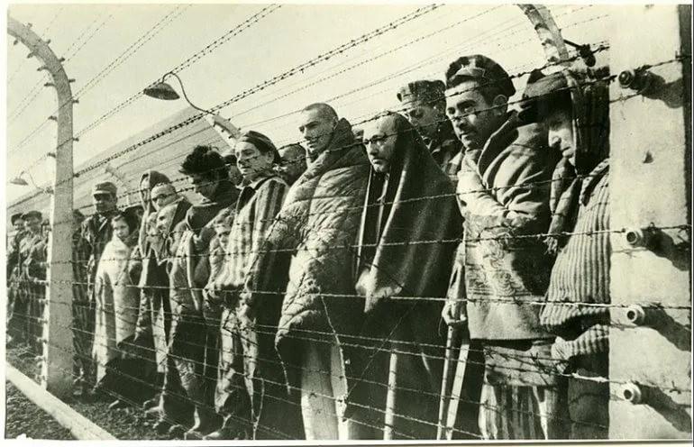 Религиозная жизнь в лагере Бухенвальд