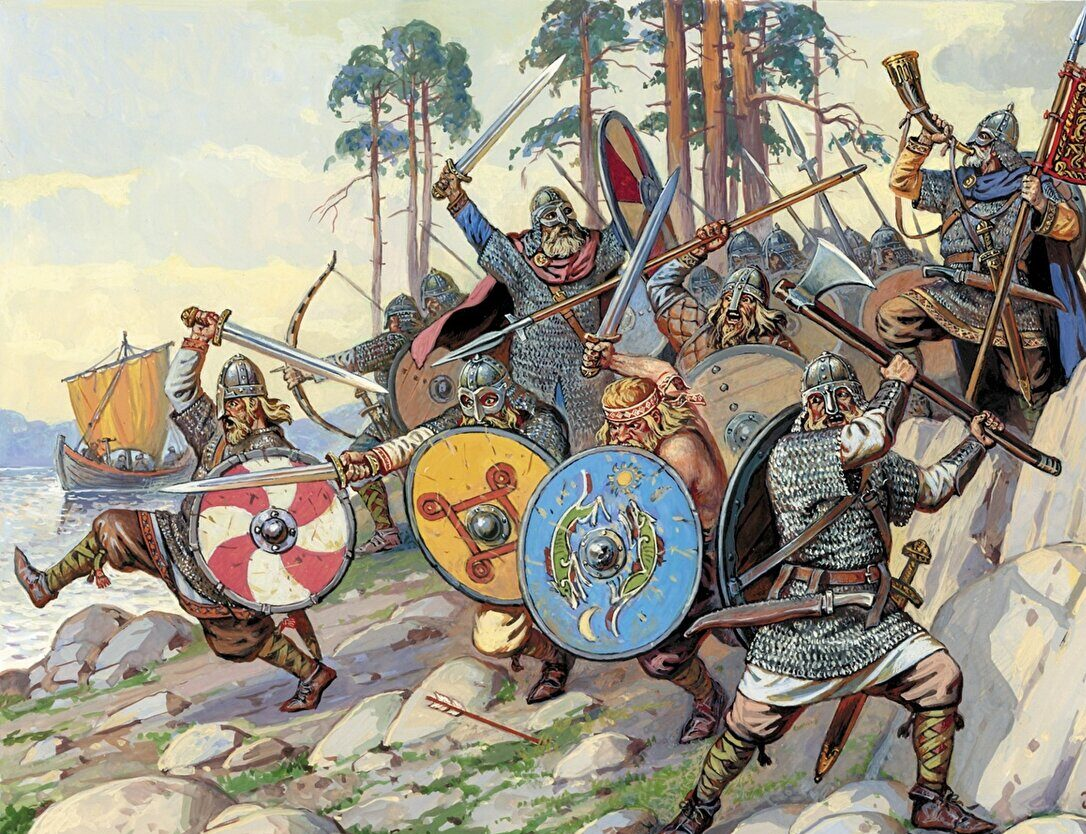 Кто такие викинги