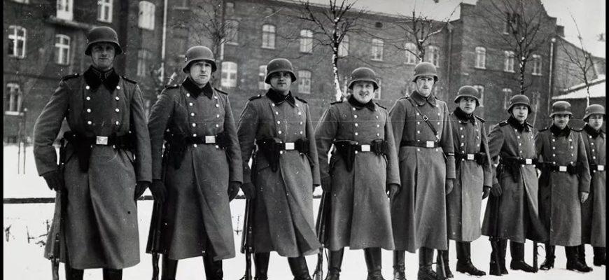 Цугфюреры и полицаи