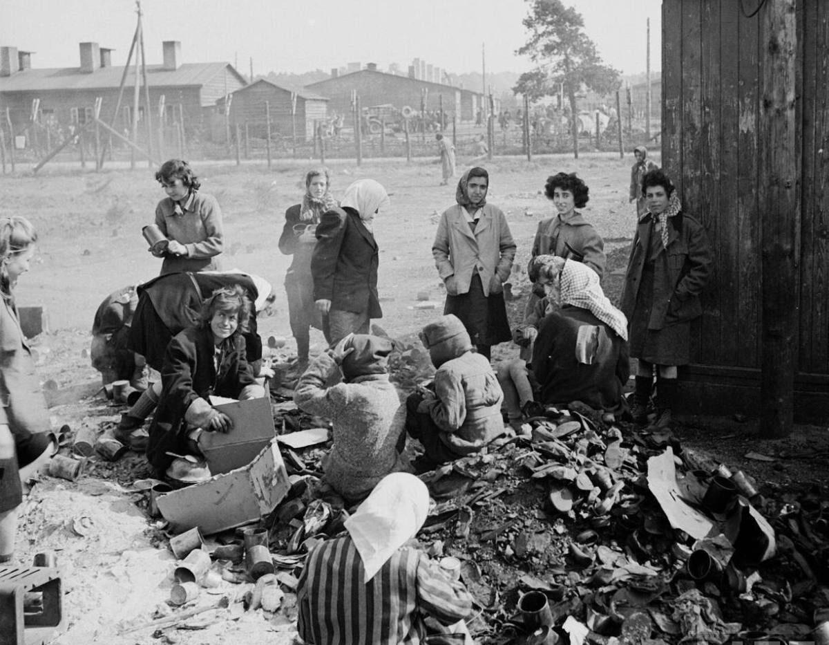 концентрационный лагерь
