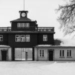 Труд в концентрационном лагере Бухенвальд