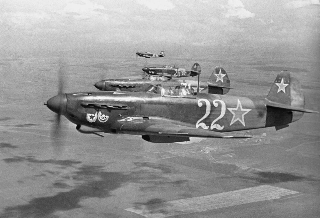 авиация вов 1941-1945