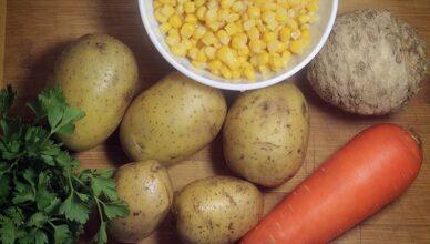 В каком году были завезены в Европу знакомые нам овощи