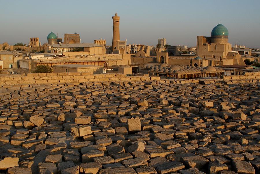 Древнейшие города Средней Азии