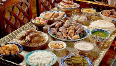 Популярные древнеегипетские блюда