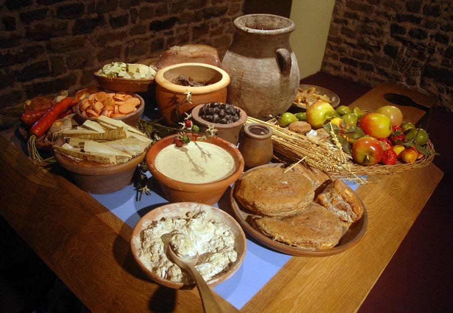 древнеримские блюда