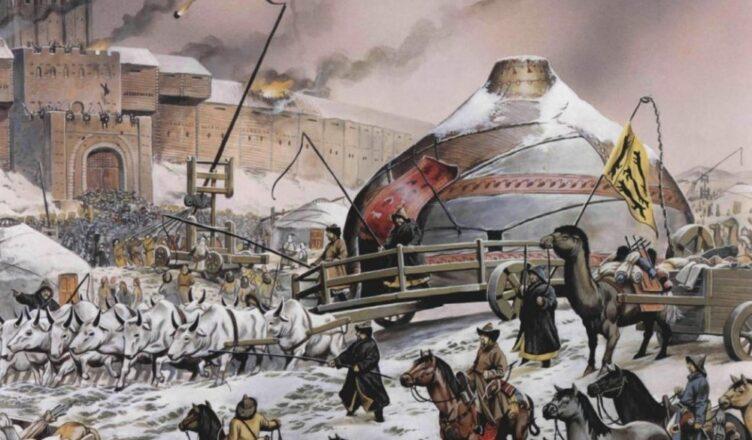 монголы не завоевали Японию