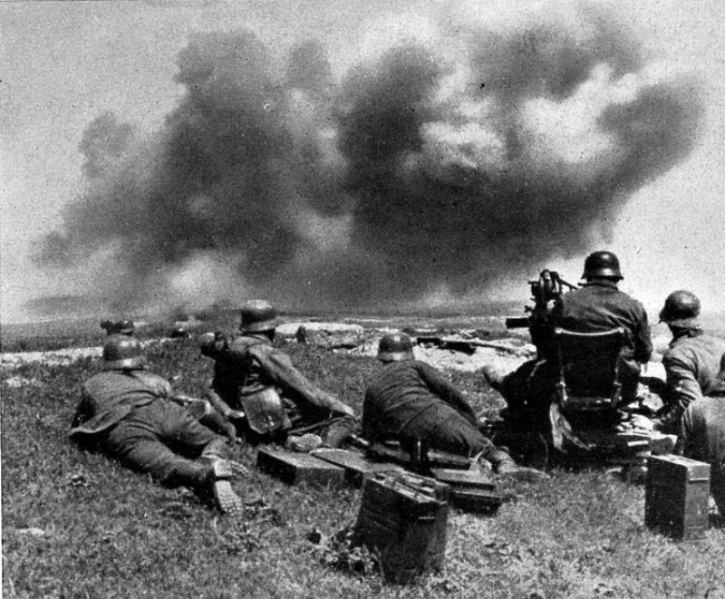 Лето огненного 1942 года