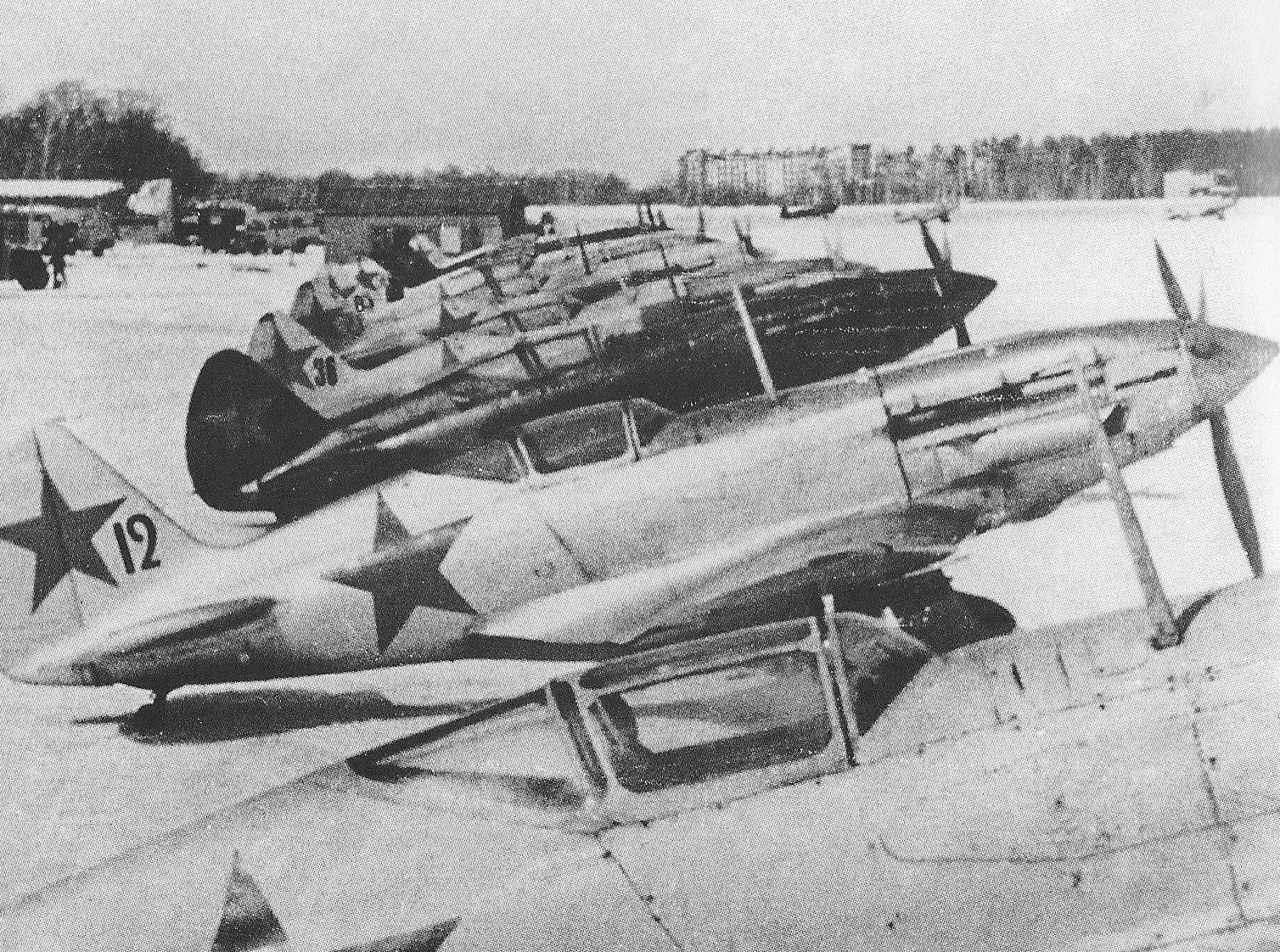 Реорганизация ВВС и ПВО Красной Армии 1942 года