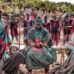 африканская раса Йоруба