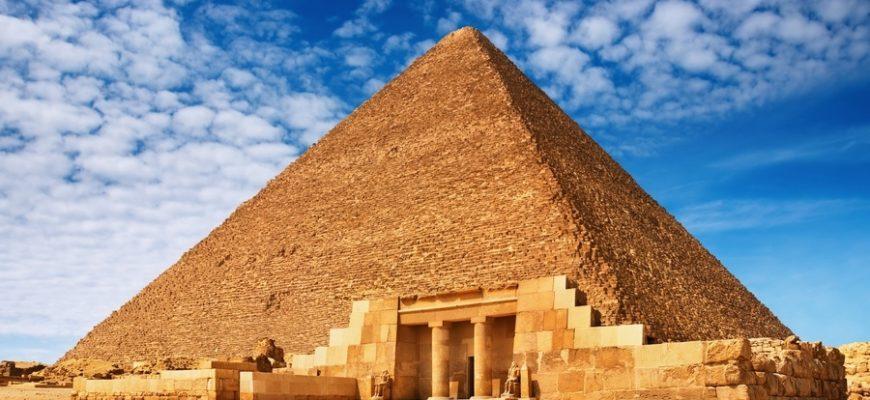 открытия Древнего Египта