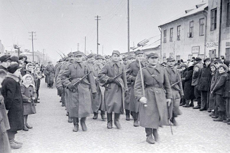 Порабощение Польского народа