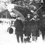 Успехи люфтваффе зимой 1942 года