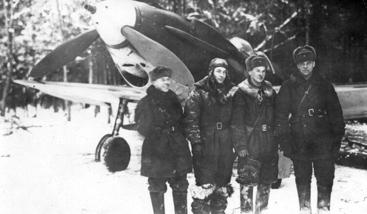 Бои авиации зимой 1942 года