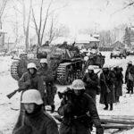 Отступление немецкой группы армий «Центр»
