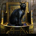 Почему кошки считались священными животными в Древнем Египте